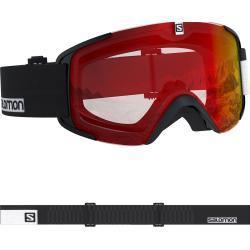 Salomon X View Multilayer Skibrille (Schwarz)