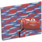 Samsonite Tabzone Disney Slim Tablet Case 26 cm - cars racetrack