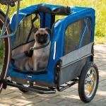 Schecker - Pet Traveler Fahrradanhänger S