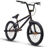 "s'cool XtriX 40 Kinder black/gold matt 20"" 2021 Mountainbikes"