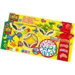 SES Creative Knetset Super Dough, 8 Farben
