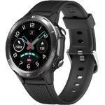 Smartwatch Fitness Tracker ID21 - Schwarz