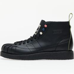 Sneaker adidas Superstar Boot Luxe W Core Black/ Core Black/ Solar Green