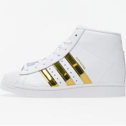 Sneaker adidas Superstar Up W Ftw White/ Gold Metalic/ Core Black