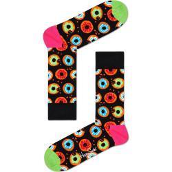 Socken mit Donut-Motiv von Happy Socks in Orange für Herren