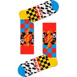 Socken mit Mickey-Motiv von Happy Socks in Rot für Herren