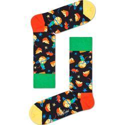 Socken mit modischem Motiv von Happy Socks in Schwarz für Herren