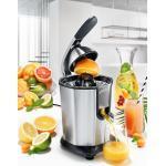 Solis Citrus Juicer Type 8453, elektrische Presse, Edelstahl