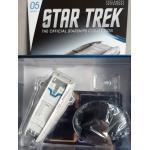 Star Trek Executive Shuttle #5 from Earth Spacedock Eaglemoss + eng.