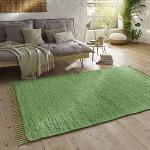 Grüne Flickenteppiche & Fleckerlteppiche