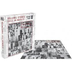 The Rolling Stones Exile On Main St. Puzzle