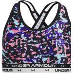 Under Armour Crossback Printed - Sport-BH - Mädchen