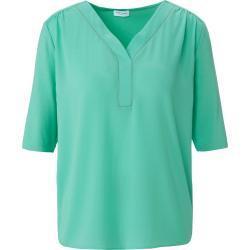 V-Shirt Gerry Weber grün