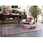 Wecon Home Kurzflorteppich Flashback Altrosa Rechteckig 160x230 cm (BxT) Orientalisches Design Mischgewebe