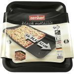 Zenker Black Metallic Herdbackblech 34.5x52cm